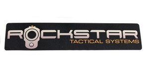ROCKSTAR Tactical Systems Logo Sticker