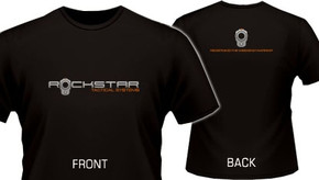 ROCKSTAR Tactical Systems NEW Logo T-Shirt - Large