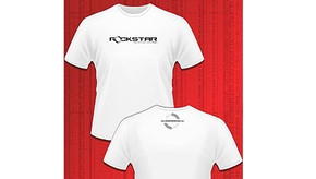 SALE! ROCKSTAR Tactical Systems Logo T-Shirt - Small