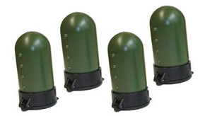 APP 50 Round 50rd Scenario Pods - Set of 4 - OD