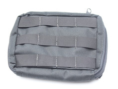 SALE! Special Ops Zipper Pouch w/ Molle - Black