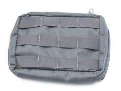 SALE! Special Ops Zipper Pouch w/ Molle - Black