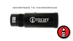 TechT Paintball iFIT Adapter - Ion to Hammerhead