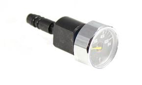 TechT Black Stainless Steel Gauge Pin for Phenom