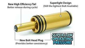 TechT Paintball L7 H.E. Bolt System - Rail/Reflex