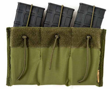 SALE! Tiberius Arms Triple Mag Insert Pouch - TriCam