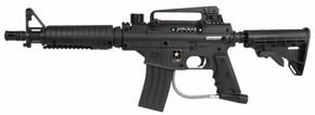 US Army Alpha Black Elite E-Grip Paintball Gun