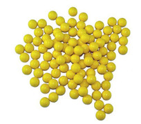 ZBalls Reusable Paintballs - Yellow - 500 rds