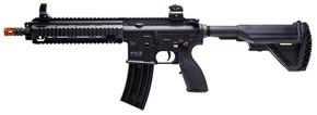 HK 416 CQB Elite AEG Rifle - BLK