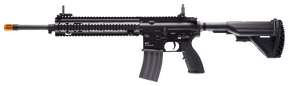 HK M27 IAR AEG Rifle - BLK