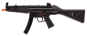 HK MP5 A4 AEG w/ 3 Shot Burst - BLK