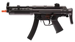 HK MP5 A5 AEG w/ 3 Shot Burst - BLK