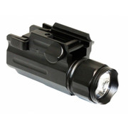Aim Sports 150 Lumens Flashlight w/ Quick Release Mount