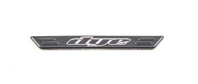 DYE Tactical DAM Side Body Logo Plate Blkpr - R10200223
