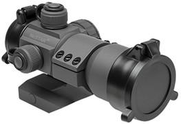 NcSTAR 35mm Red/Green/Blue Dot Optic  -  Urban Gray