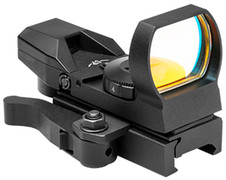 NcSTAR Green ZOMBIE 4 Reticle Dot Sight
