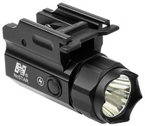 NcSTAR 150 Lumen LED Compact Flashlight w/Strobe