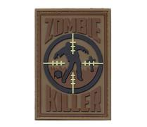 Rothco PVC Zombie Killer Morale Patch