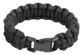 SALE! Rothco Solid Color Paracord Bracelet