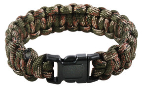 SALE! Rothco Multi-Colored Paracord Bracelet