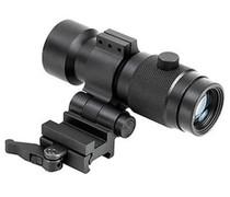 NcSTAR 3X Magnifier w/Flip to Side QR Mount