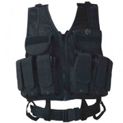 Tippmann HPA Tactical Airsoft Vest - Black