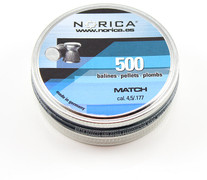 Norica Match Pellets - .177 - 500 ct