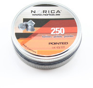Norica Pointed Pellets - .177 - 250 ct