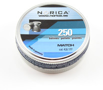 Norica Match Pellets - .177 - 250 ct