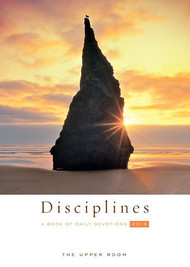 The Upper Room Book of Disciplines 2016: A Book of Daily Devotions