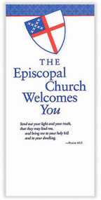The Episcopal Church Welcomes You Brochure