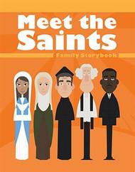 Meet the Saints: Family Storybook