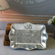Beatriz Ball Baby Elephant Rectangular Tray
