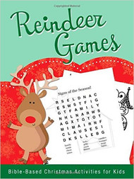 Reindeer Games: Bible-Based Christmas Activities for Kids