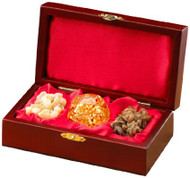 Three Kings Gifts Gold Frankincense and Myrrh Standard Single Box Set