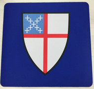 Episcopal Shield Mouse Pad