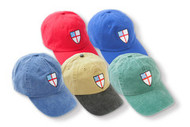 Episcopal Shield Caps