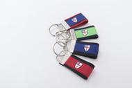 Episcopal Ribbon Key Chain