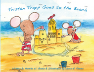 Tristan Trapp Goes to the Beach