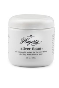 Hagerty Silver Foam - 19oz