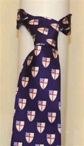 Episcopal Shield Necktie (Tie)