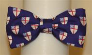 Episcopal Shield Bow Tie