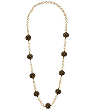 Kelley Necklace - Tiger's Eye