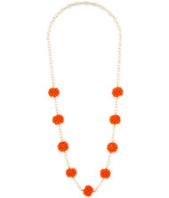 Kelley Necklace - Orange