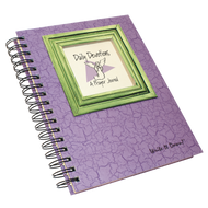 Daily Devotions Journal - Eggplant Color