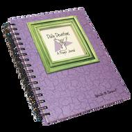 Daily Devotions Journal - Eggplant Color