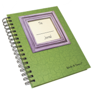The Blank Journal - Avocado Green Color