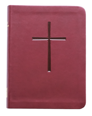 1979 Book of Common Prayer: Vivella Gift Edition, Wine