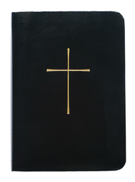Book of Common Prayer: Economy Edition, Black