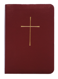 Book of Common Prayer: Economy Edition, Burgundy